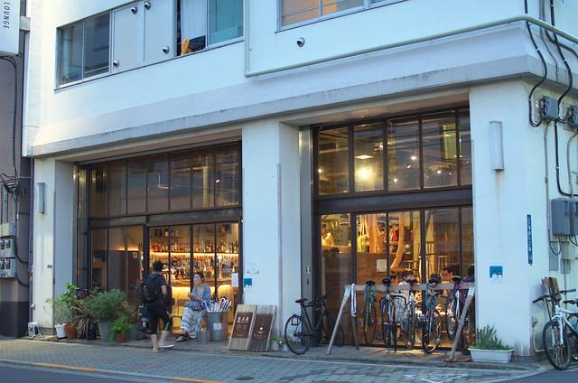 東京路地裏散歩 蔵前 Nui. 2014年7月5日