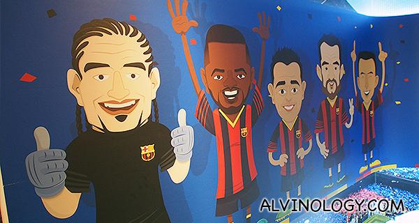 Cartoon FCB