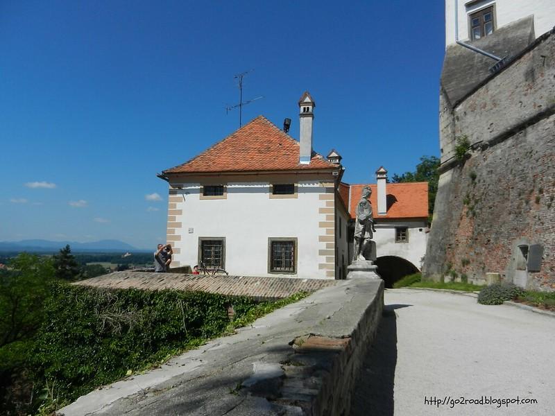 Птуй, панорамы из крепости