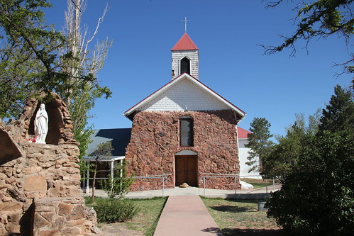 Nuestra Señora de Guadalupe Catholic Church, Villanueva, NM