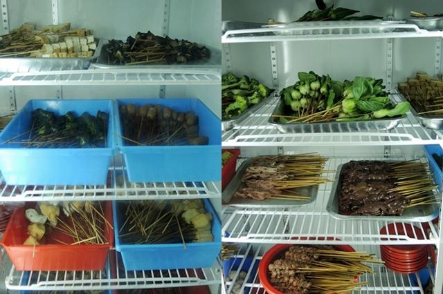 Ban Lee Siang Satay Celup items