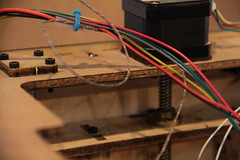 electronic device(0.0), bow and arrow(0.0), wire(1.0), electrical wiring(1.0),