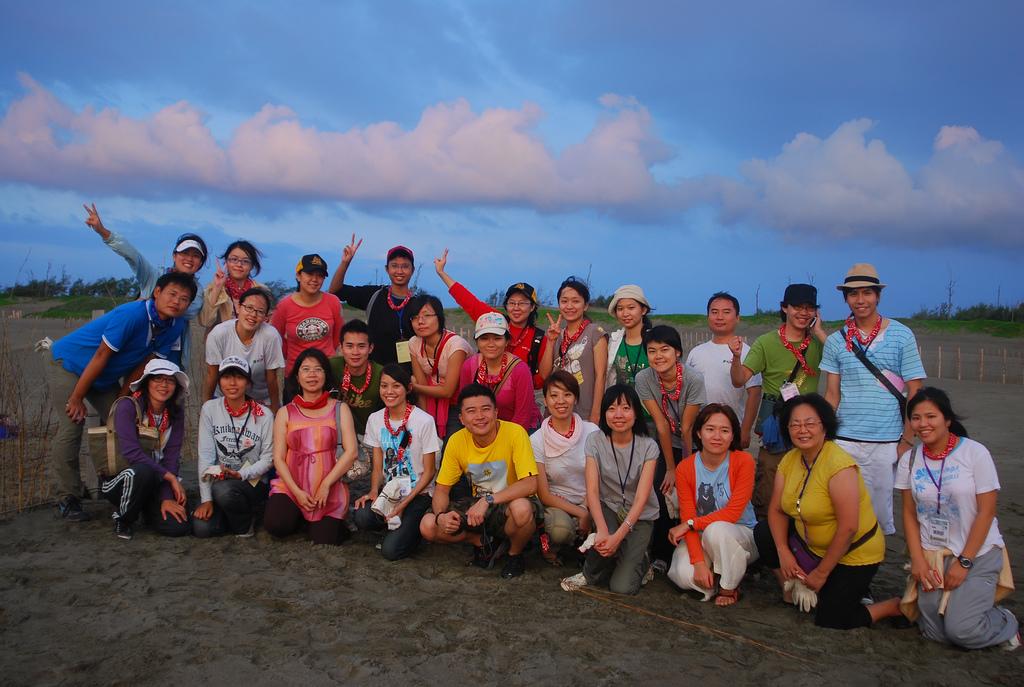 2009七股壯遊台灣,兩日戶沙行動