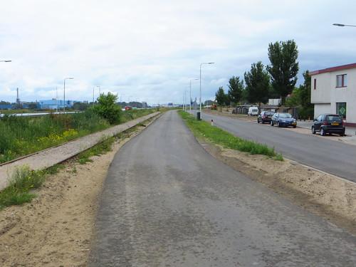 20140616 IJmuiden, Vislijn (voormalige spoorlijn)