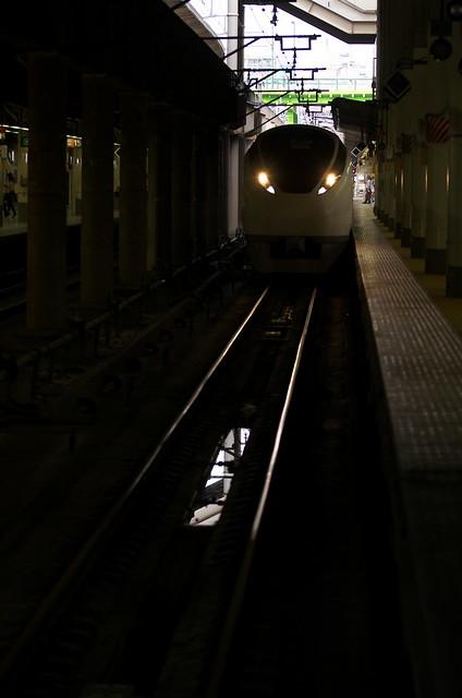 Tokyo Train Story 特急ひたち 2014年7月12日