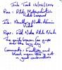 Noodler's North African Violet - Field Notes