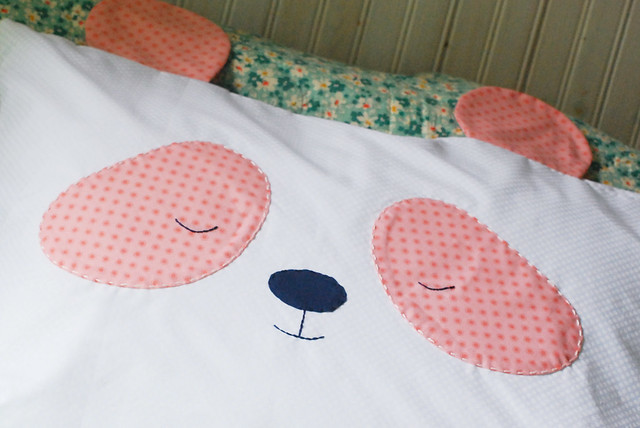 Panda Pillowcase