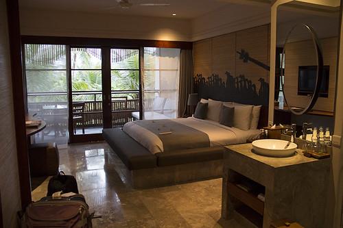 bedroom @ Alaya