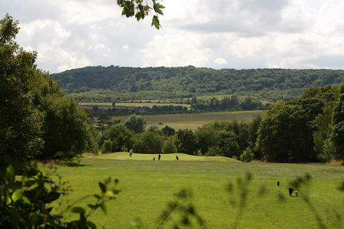The North Downs near Otford