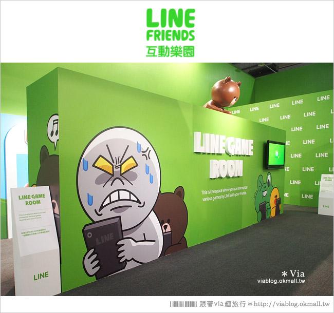 【台中line展2014】LINE台中展開幕囉!趕快來去LINE FRIENDS互動樂園玩耍去!(圖爆多)57