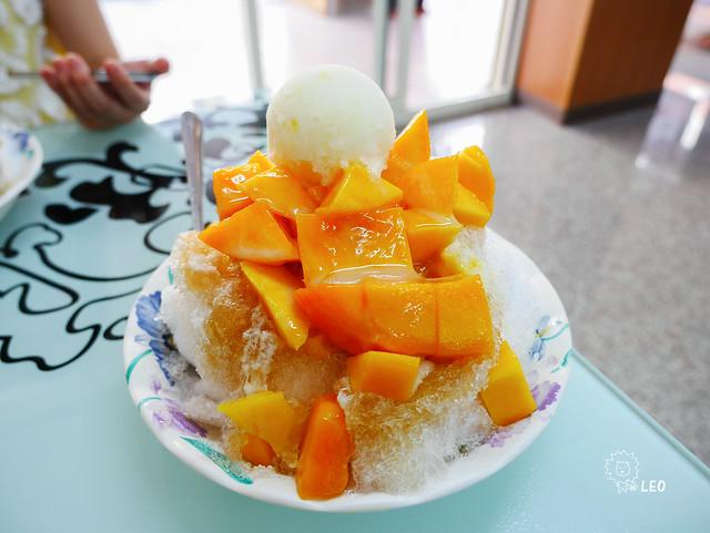 [苗栗 頭份]–熱天吃爽冰,料多又實在–東民冰菓室