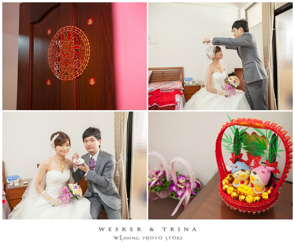 婚攝-君鴻國際酒店-婚禮紀錄-22