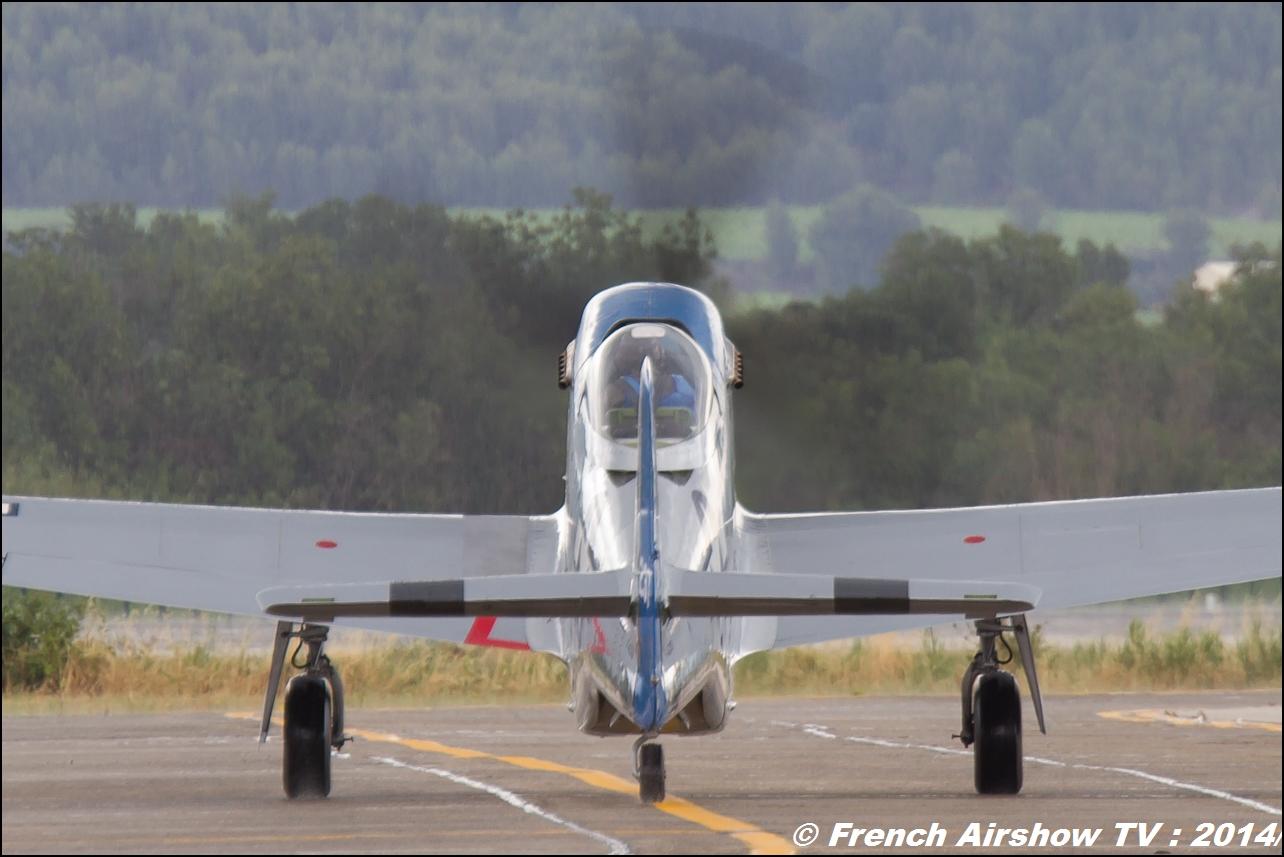 P-51D Mustang Moonbeam McSwine JPO BAN Hyères 2014