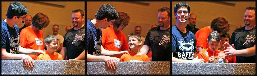 nicholas baptism