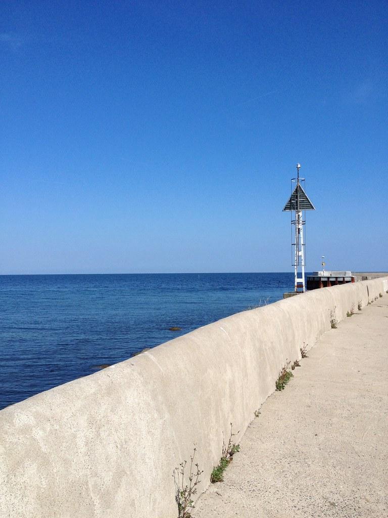 Abbekås hamn