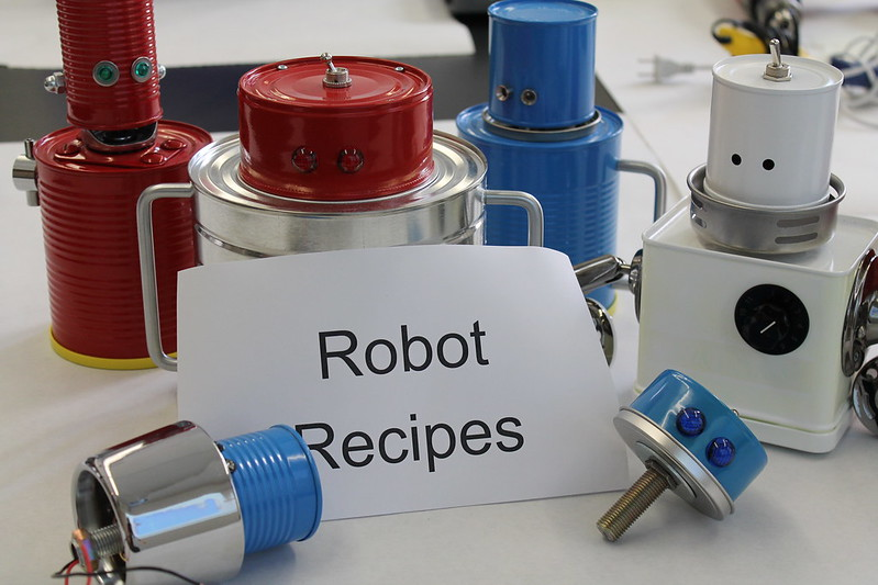 Robot Recipes