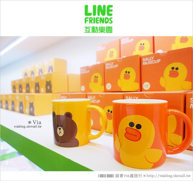 【台中line展2014】LINE台中展開幕囉!趕快來去LINE FRIENDS互動樂園玩耍去!(圖爆多)74