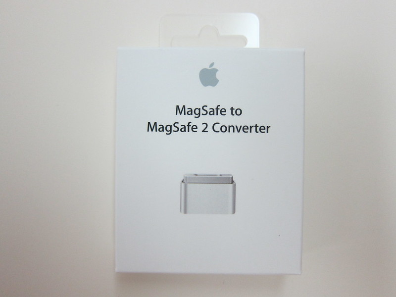 Apple MagSafe to MagSafe 2 Converter - Box Front