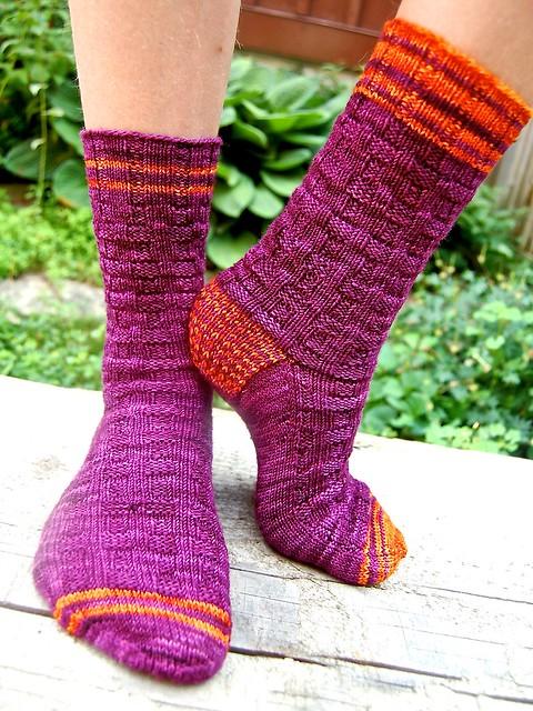 Bubblesquish socks