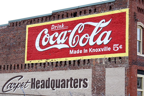 Drink Coca-Cola - Made in Knoxville 5¢