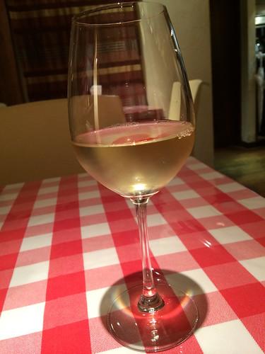 白ワイン@モンタンベール