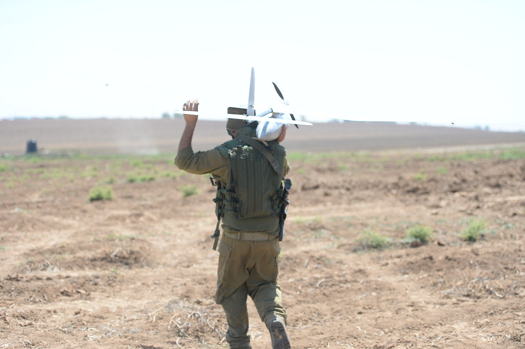 Sky Riders: the Eyes of Operation Protective Edge