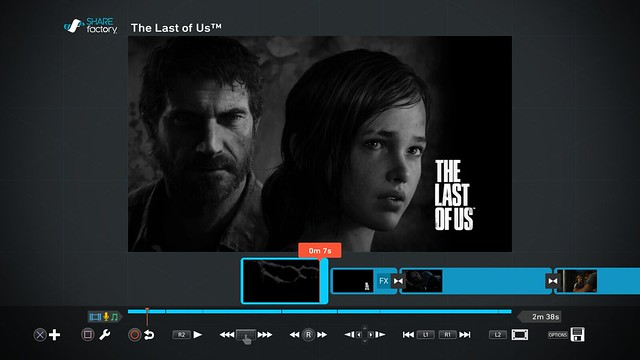 New SHAREfactory Patch Out Tomorrow, The Last of Us Remastered Theme Included
