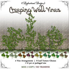 Creeping Wall Vines
