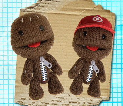 Sackboy Plushies