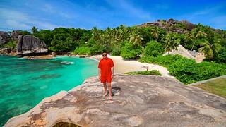 Felicite Island, Seychelles 10 jul. 2014