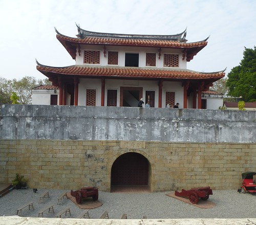 Taiwan-Tainan-Great South Gate (3)