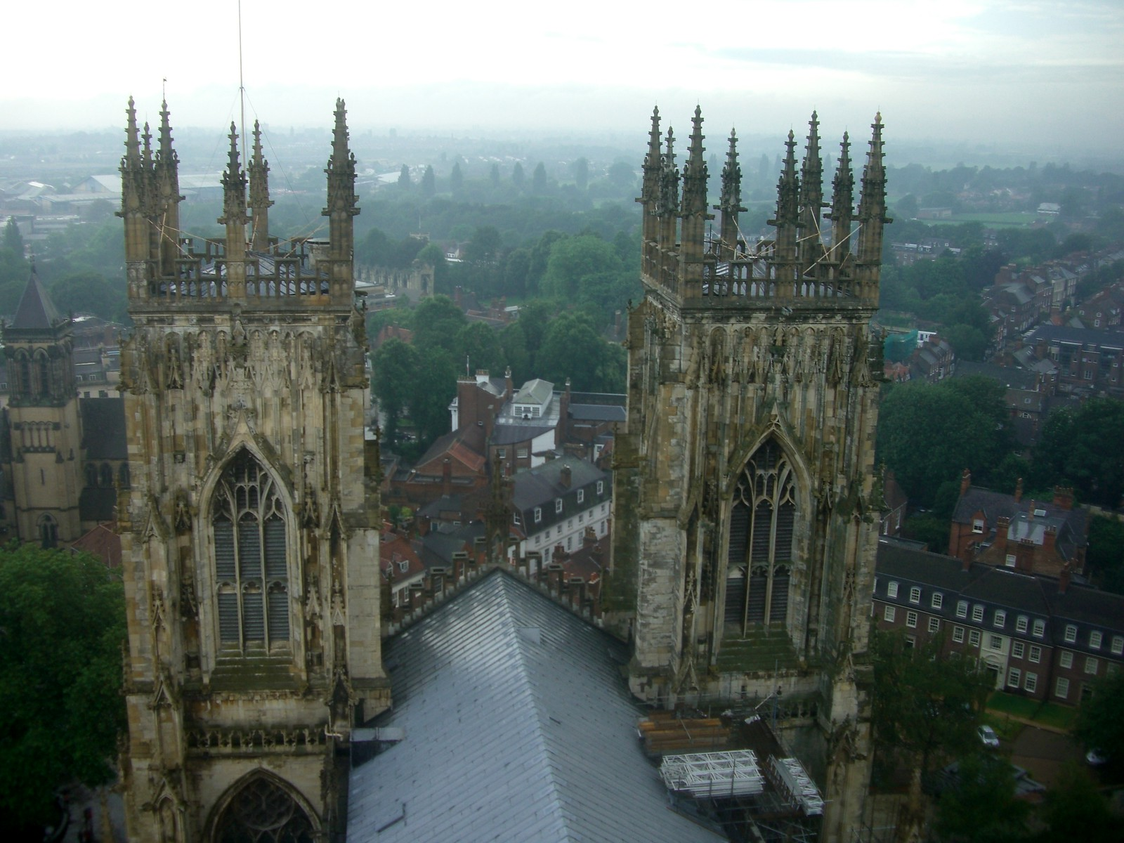 York View from the minster