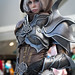 Lilia as a Demon Hunter from Diablo