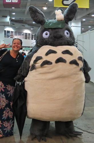 Meeting Totoro