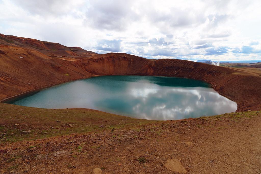 Viti (Hell) Crater in Krafla