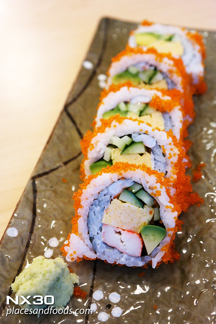 kabocha california roll