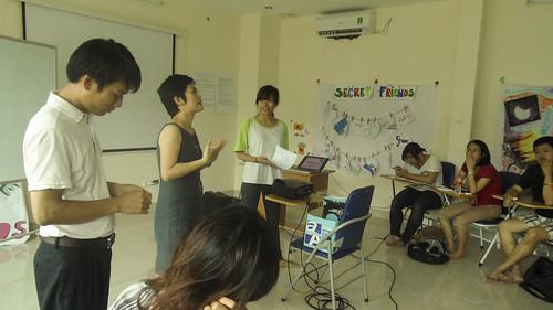 NGO social enterprise in Vietnam
