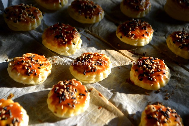 Bouchées des St. Jacques à la Crème de Mangue Pimentée © Ana Luthi Tous droits réservés 011_GF