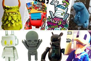 2014第11屆台北國際玩具創作大展 參展單位介紹:TOUMART & jungle & figure artists