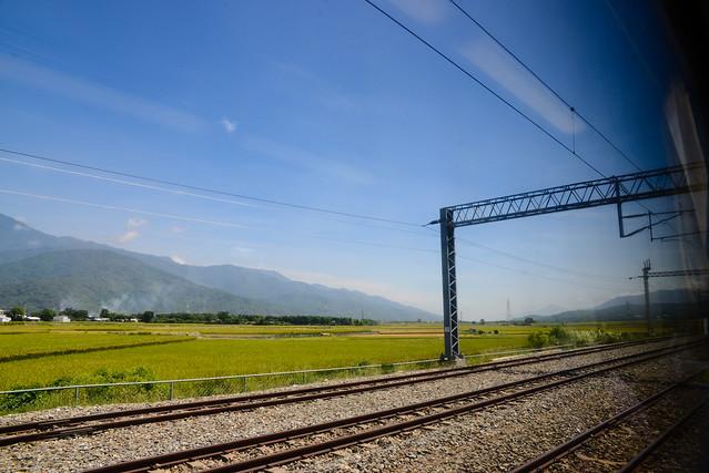 Railway / 火車上