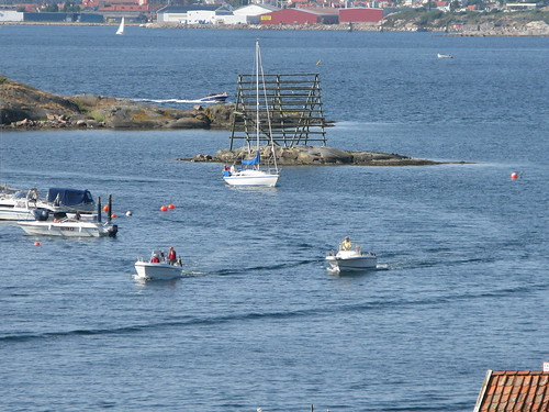 sea boat båt havet bohuslän västkusten 2013 utsiktsplats östersidan bohuslän2013 biketommy biketommy999