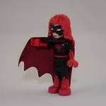 LEGO Super Friends Project Day 16 - Batwoman