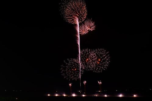 Toride Tone-River Fireworks Festival 2014 58