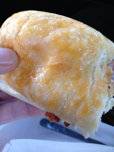 Sonic Cheesy Bread Dog Bun
