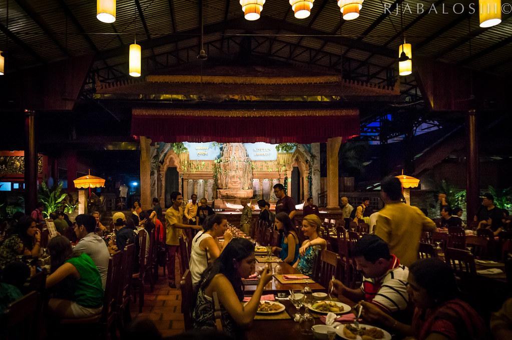 Koulen Restaurant, Siemp Reap