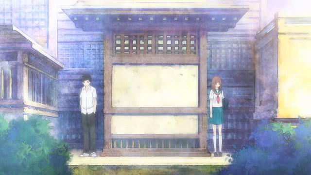 Ao Haru Ride ep 1 - image 01