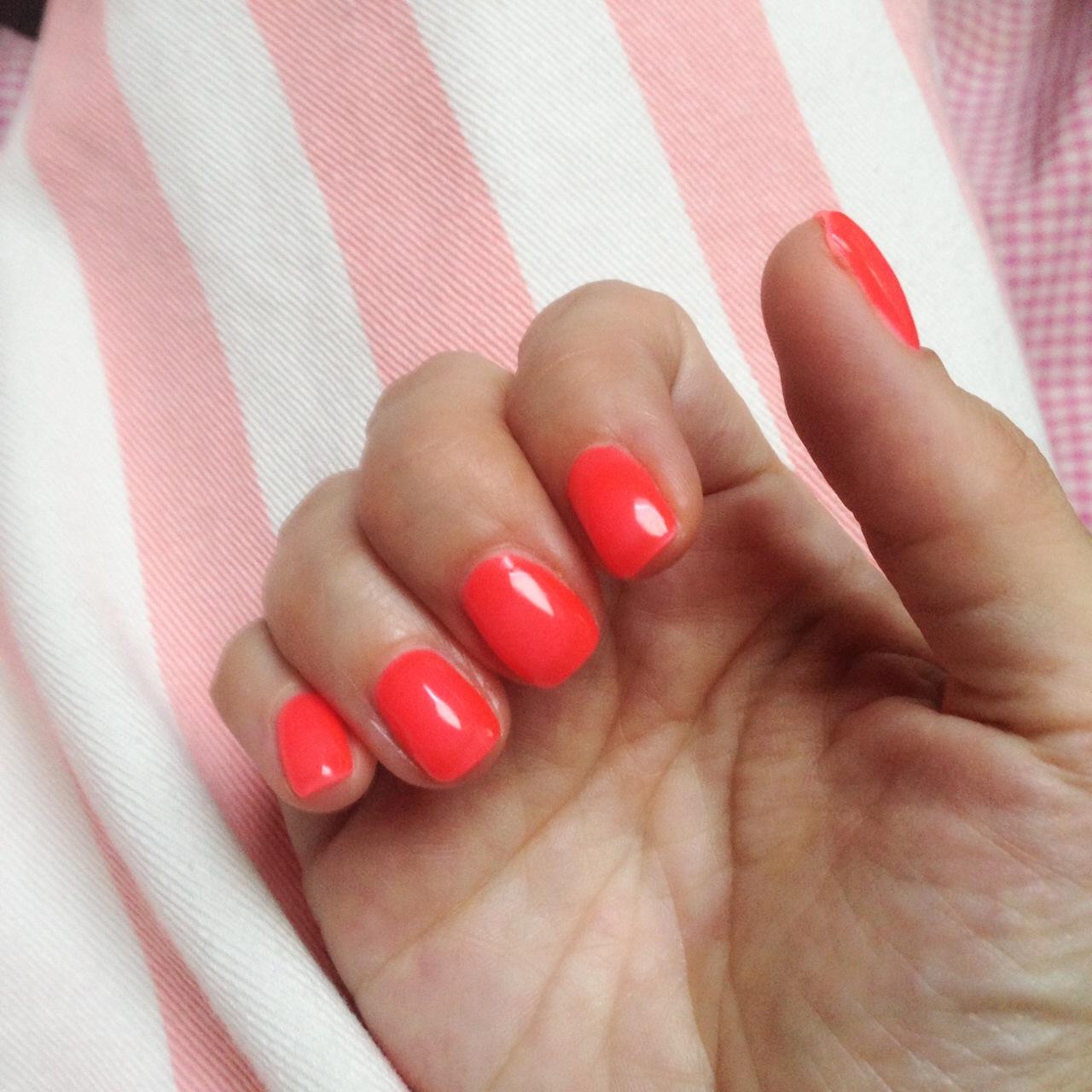 El Blog De Anita Nuevo Color De Uñas