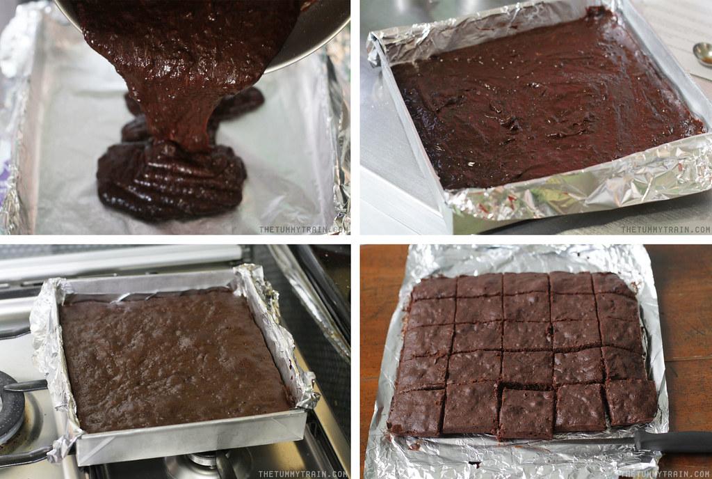 14745222006 6bceb23386 b - Musings with a side of Triple Choco-cado Brownies