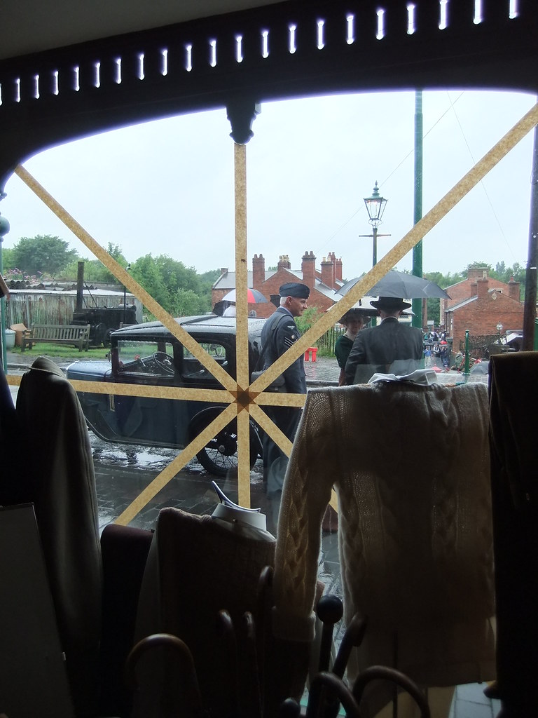 1940s weekend Black Country Living Museum