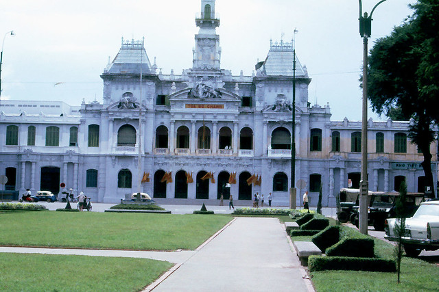 SAIGON 1965 - City Hall